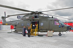 Agusta Westland AW101 Stockfoto