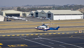 Agusta Westland AW139 Heli Images libres de droits