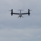 AgustaWestland AW609 plandeki rotoru samolot Obraz Royalty Free