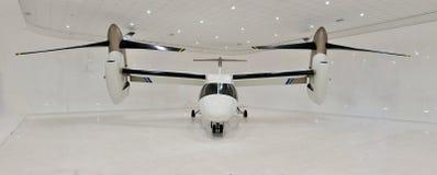 AgustaWestland AW609 tiltrotor Obrazy Stock