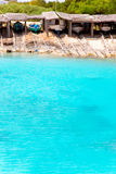 agusti Calo De Es Formentera wyspy port San Zdjęcie Stock