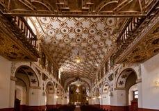 agustin Bogota Colombia San świątynia Zdjęcia Stock