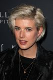 Agyness Deyn Stock Photo