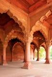 ah как известное qil форта известное Индией lal Стоковое Изображение RF