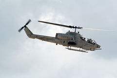 AH-1 Kobra Obraz Royalty Free