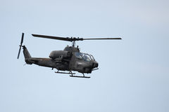AH-1W Helicopter Stock Image