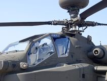 AH-64 Apache Stockfotos
