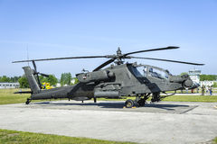 64 ah apasza helikopter Obraz Stock
