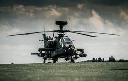 AH-64D Apache Photo stock