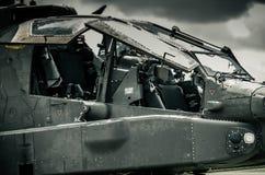 AH-64D Apache Photographie stock libre de droits