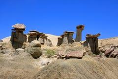 Ah-Shi-Sle-Pah Wilderness Study Area; New Mexico Royalty Free Stock Photos