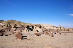 Ah-Shi-Sle-Pah Wilderness Study Area, New Mexico, USA Stock Image