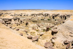 Ah-Shi-Sle-Pah Wilderness Study Area; New Mexico Royalty Free Stock Image