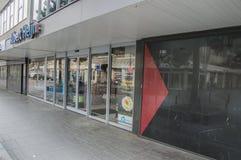 AH supermarket Przy Amsterdam holandie Zdjęcie Stock