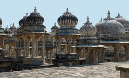 Ahar Cenotaphs Royalty Free Stock Images