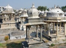 Ahar Cenotaphs Stock Photos