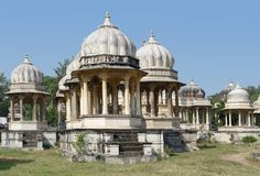 Ahar Cenotaphs Stock Image