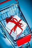 ahd fury prezenta zakupy Zdjęcia Royalty Free