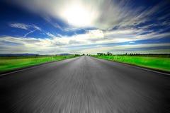 ahead road στοκ εικόνες με δικαίωμα ελεύθερης χρήσης