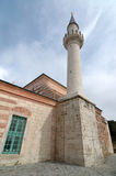 Ahi Celebi Mosque, Istanbul, Turkey. First built in 1500, wide angle view Royalty Free Stock Photo