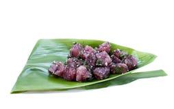 ahi kukui dokrętki sałatkowy sashimi tuńczyk Obraz Royalty Free