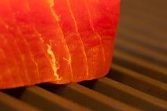 Ahi tuńczyk na grillu Fotografia Stock