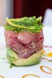 Ahi tuńczyka wierza Obraz Stock