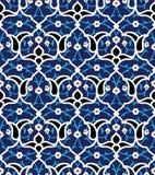 ahiar floral πρότυπο άνευ ραφής Στοκ φωτογραφία με δικαίωμα ελεύθερης χρήσης