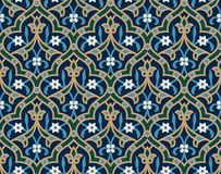 Ahiar Seamless Arab Pattern. Seamless, traditional arab design Royalty Free Stock Photos