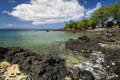 Ahihi Keanau Reserve, great snorkeling, Maui, Hawaii Stock Image