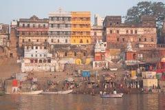 Ahilyabai Ghat Zdjęcia Stock