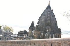Ahilyeshwar temple, Maheshwar, Madhya Pradesh royalty free stock photos