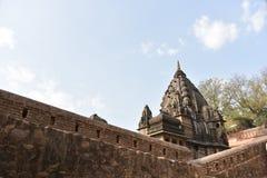 Ahilyeshwar temple, Maheshwar, Madhya Pradesh stock photos