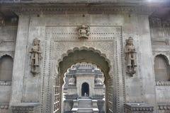 Ahilyeshwar temple, Maheshwar, Madhya Pradesh royalty free stock images