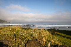 Ahipara Beach Stock Photo