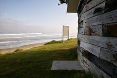 Ahipara strand Royaltyfri Bild