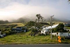 Ahipara strand Fotografering för Bildbyråer