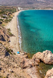Ahivadolimni beach, Milos island, Greece Stock Photos