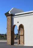 Ahl Fas Królewski meczet przy Royal Palace w Rabat Obraz Stock