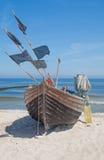 Ahlbeck Usedom ö, baltiskt hav, Tyskland royaltyfria bilder