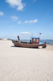 Ahlbeck,Usedom Island,baltic Sea,Germany Stock Image