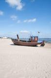Ahlbeck, Usedom wyspa, morze bałtyckie, Niemcy Obraz Stock