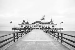 Ahlbeck w Niemcy Zdjęcia Royalty Free