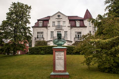 Ahlbeck w Niemcy Obraz Royalty Free