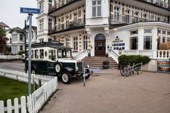 Ahlbeck w Niemcy Fotografia Royalty Free