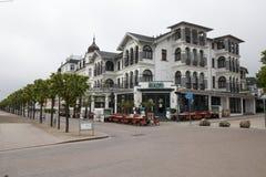 Ahlbeck w Niemcy Zdjęcie Stock