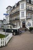 Ahlbeck w Niemcy Obrazy Royalty Free