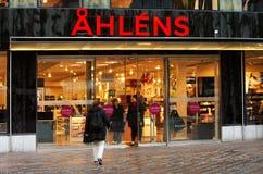 Ahlens Osternalstorg, Stockholm Photo libre de droits