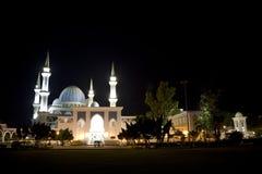 ahmad我马来西亚清真寺苏丹 免版税库存图片