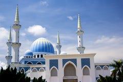 ahmad我马来西亚清真寺苏丹 免版税图库摄影